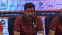 Shakhtar Donetsk Teknik Direktörü Fonseca Rakibimize Çok Büyük Saygı Duyuyorum
