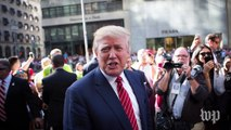 Why did Donald Trump shake up his campaign staff?