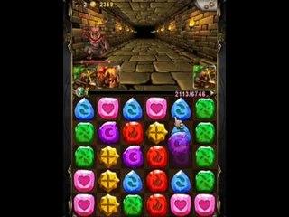 神魔之塔 -「召喚師的試煉 高級」- 木遊火遊組