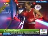 """Yoel Finol- """"Venezuela logramos la medalla que tanto queríamos"""""""