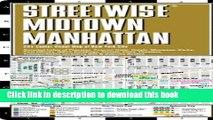 [Download] Streetwise Midtown Manhattan Map - Laminated City Street Map of Midtown Manhattan, New