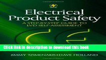 [PDF] Electrical Product Safety: A Step-by-Step Guide to LVD Self Assessment Free Online