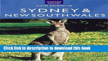 [Download] Sydney   Australia s New South Wales (Travel Adventures) Kindle Free
