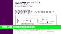 Books Advances in ICD Therapy, An Issue of Cardiac Electrophysiology Clinics, 1e (The Clinics: