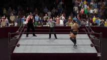 WWE 2K16 kane v batista