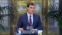 Rajoy acepta las condiciones de Ciudadanos y fija la fecha de investidura