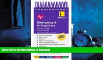 EBOOK ONLINE Emergency     Critical Care Pocket Guide, ACLS Version READ PDF BOOKS ONLINE