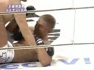 Gomi vs Sato  www.fightway.fr