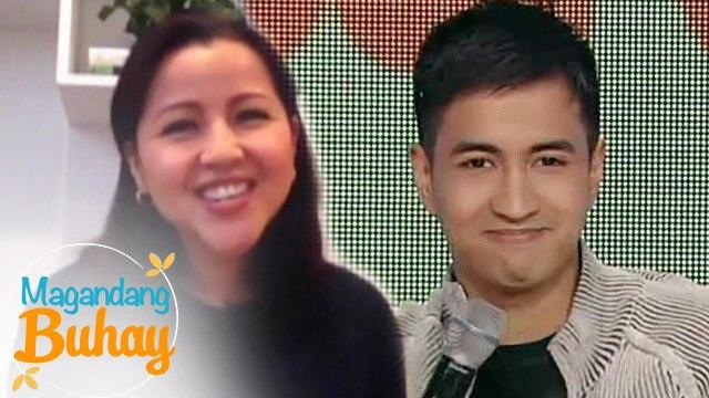 Magandang Buhay: RK Bagatsing gets emotional