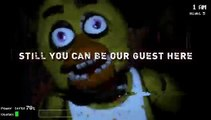 FIVE NIGHTS AT FREDDY'S RAP _Turn Back_ (featuring Baby of FNAF Sister Location)