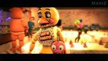 Five Nights At Freddy's Song Alternative Metal Cover  -  - FNAF Sister Location five nights at freddy's animation)
