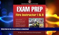 FAVORIT BOOK Exam Prep: Fire Instructor I   II (Exam Prep: Fire Instructor 1   2) READ NOW PDF