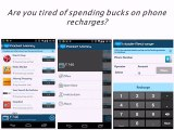 Are you tired of spending bucks on phone recharges