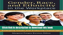 [Popular] Gender, Race, and Ethnicity in the Workplace: Emerging Issues and Enduring Challenges