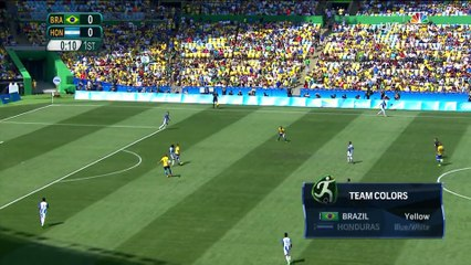Neymar scores fastest goal in Olympic history in blowout