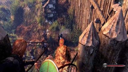Vidéo de Gameplay - Défense de siège de Mount & Blade II : Bannerlord