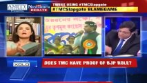 Indian Politician Mahua Mitra fights with Anchor Arnab Goswami - Watch how she expressed her anger at the anchor