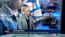 Technology : new online tool helps teach code programming, engineering