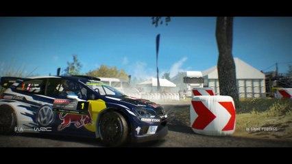 Premier trailer de WRC 6