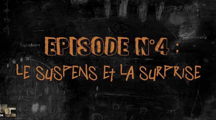 Leçons de cinéma #4: le suspens et la surprise !