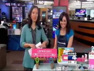 Spring Cleaning Tips on KOMO TV!