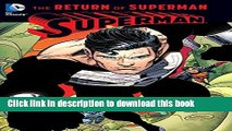 [Download] Superman: The Return of Superman Hardcover Free