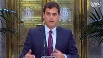 Rajoy acepta las condiciones de Ciudadanos