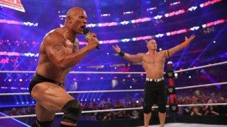 WWE WWE 2016 WWE Wrestlemania 32 Full Match The Rock is help