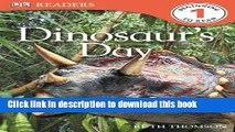 [PDF] DK Readers L1: Dinosaur s Day [Full Ebook]