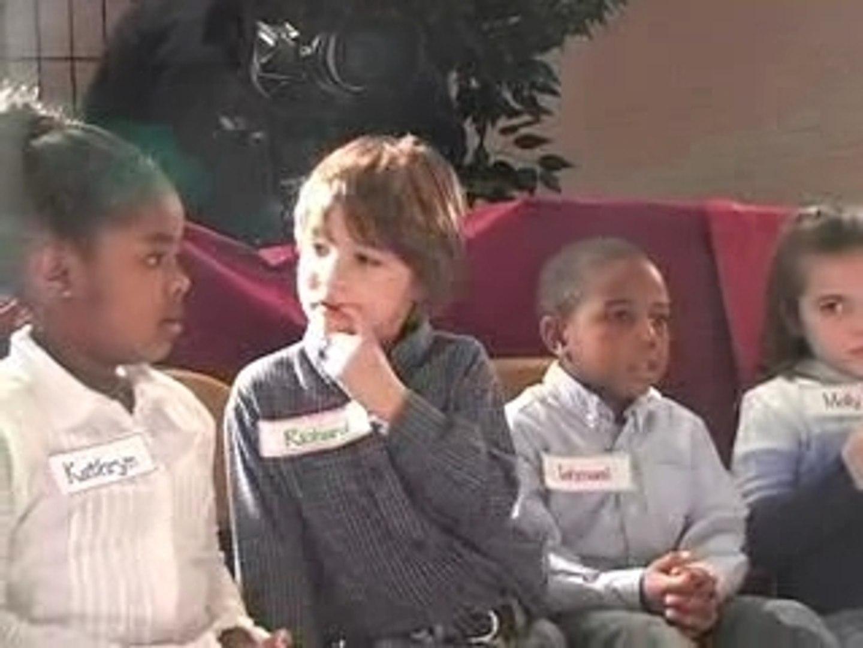Kid Sabotages TV Show Taping!