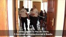 Rixe en Haute-Corse: report du procès des 5 hommes poursuivis