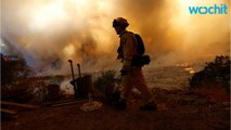 Wildfire Continues To Rage In Southern California
