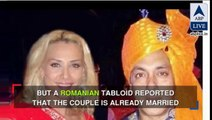 Yes! It is true that Salman Khan is already married according to a Romanian tabloid