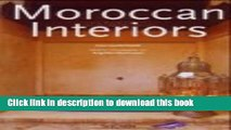 [PDF] Moroccan Interiors / Interieurs Marocains / Interieurs in Marokko.  (English, French and