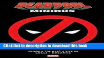 [Download] Deadpool Minibus (New Printing) Hardcover Free