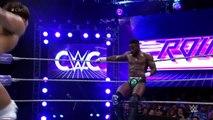 Kota Ibushi vs. Cedric Alexander CWC Highlights