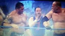 WWE Raw Batista funny moments triple H John Cena kane wwe raw 20 06 2016