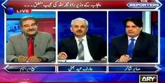 Rana Sana Ullah's recent statement in a talk show is a confession of Panama Leaks on behalf of Sharif family - Sabir Shakir