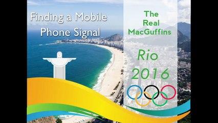 Rio Olympics 2016 - Cellphone Signal