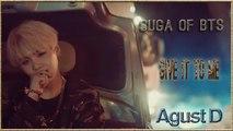 Suga of BTS (AGUST D) - Give It To Me MV HD k-pop [german Sub]
