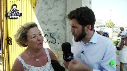 """Gonzo descubre que un votante del PP lleva las iniciales de Unidos Podemos: """"¡Me lo arranco!"""""""