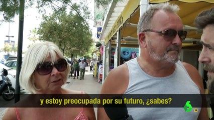 """Inglesa en España: """"Votaré sí al 'Brexit', no queremos a gente que diga lo que podemos o no hacer"""""""