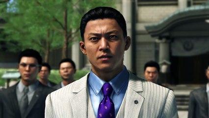 Yakuza 6 - Oguri Shun de Yakuza 6: The Song of Life