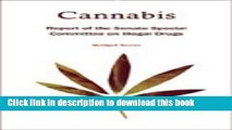 [Download] Cannabis: Report of the Senate Special Committee on Illegal Drugs Hardcover Online
