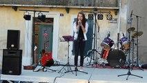 La scène Vanessa Paradis & M - Estelle Musiques - Fête de la musique