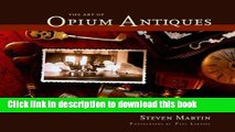 [Popular Books] The Art of Opium Antiques Free Online
