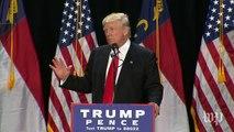 Trump offers condolences for victims of Louisiana floods
