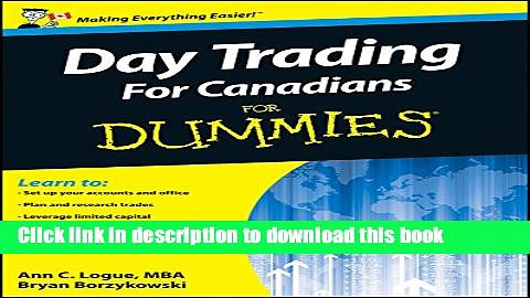 [Popular] Day Trading For Canadians For Dummies Paperback Collection