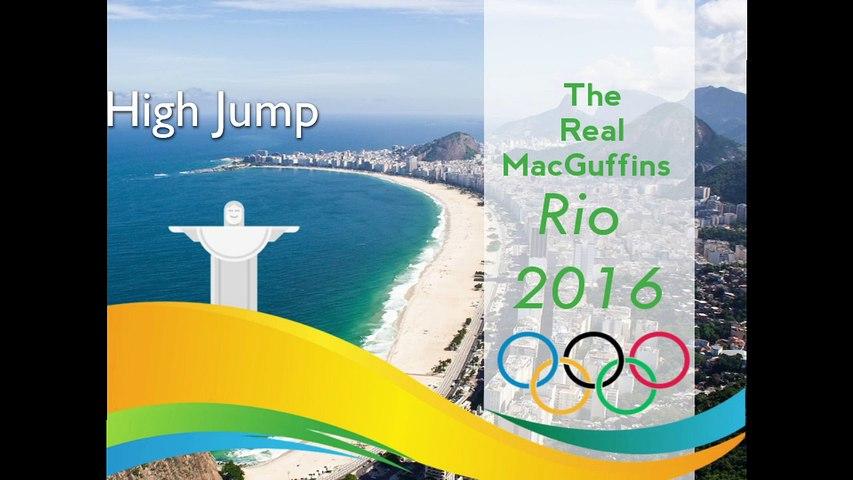 Rio Olympics 2016 - High Jump