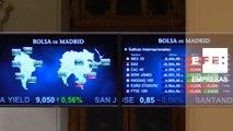 El IBEX 35 pierde un 0,99 % a mediodía y se aleja de los 8.500 puntos